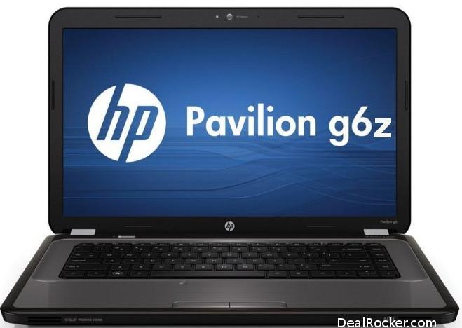 HP Pavilion g6z